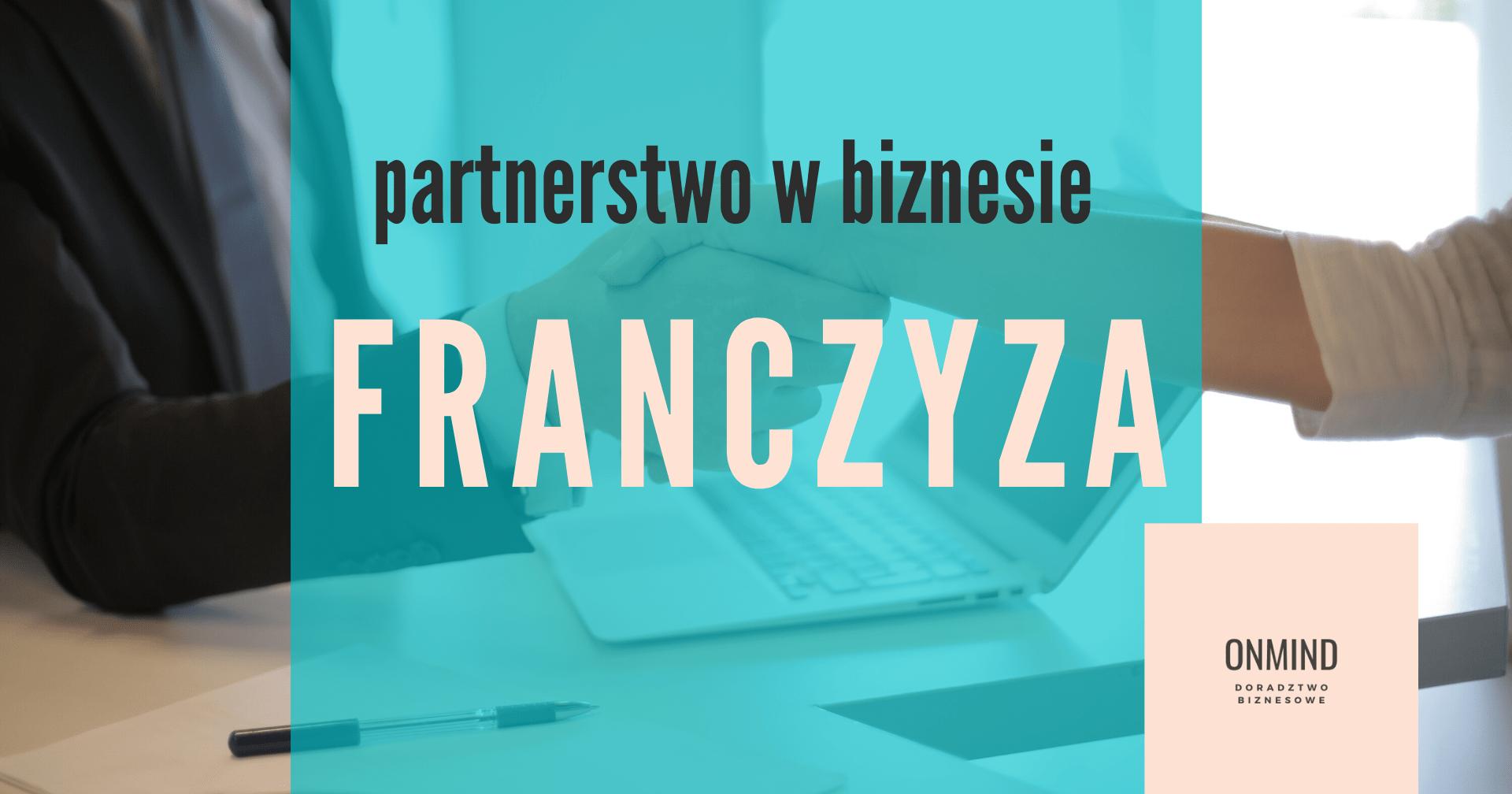 partnerstwo biznesowe